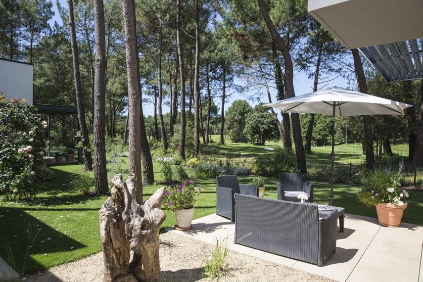 Jardin paysagé maison contemporaine Charente Maritime 17 BER (20)