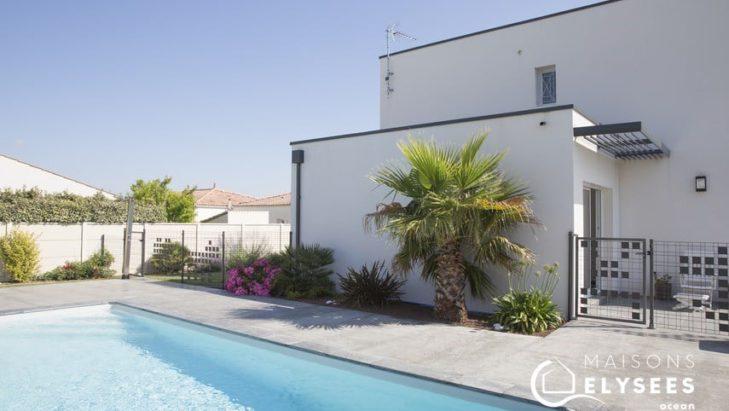 Belle Maison avec piscine Charente Maritime 17