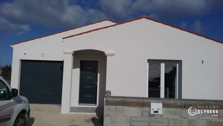 Maison constructeur  Médis 171 VALT16