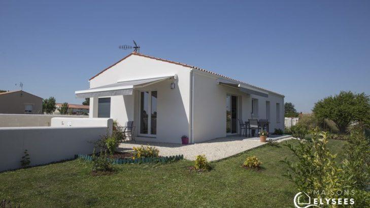 Maison de plain pied 90 m² sur Médis 17