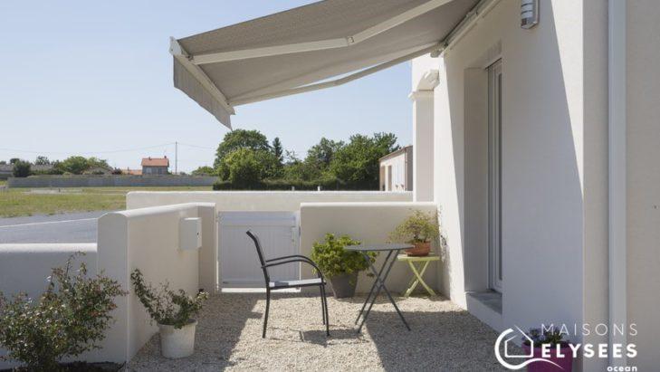 Maison plain pied Charente Maritime VALT (35)