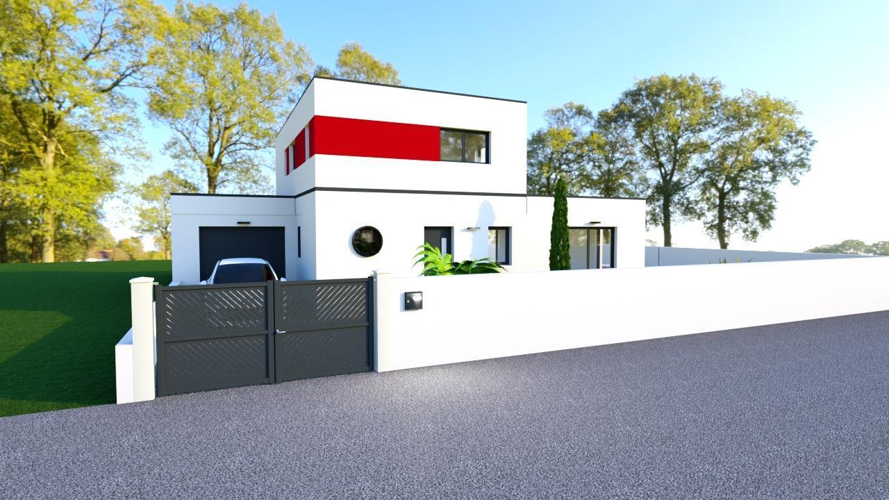 Belle Maison à étage contemporaine sur Rochefort 17300