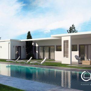 belle maison contemporaine en Charente Maritime 17