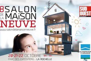 salon de la maison à La Rochelle octobre 2017