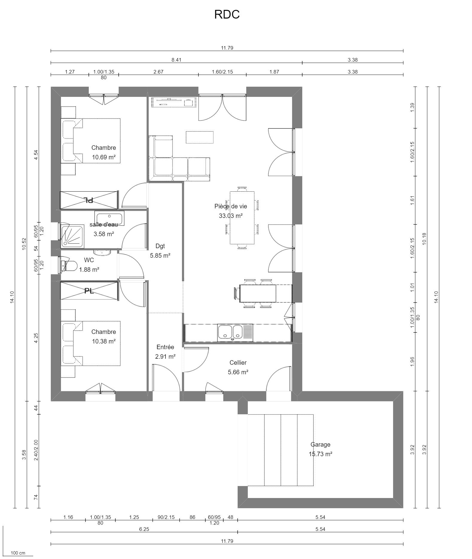 PLAN LOT 5
