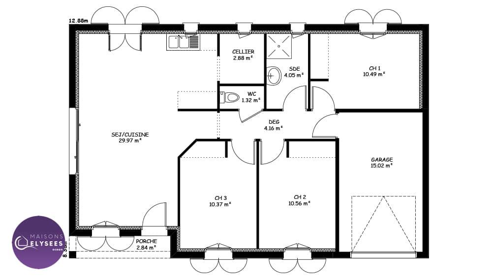 plan-maison-traditionnelle-Mezia-73
