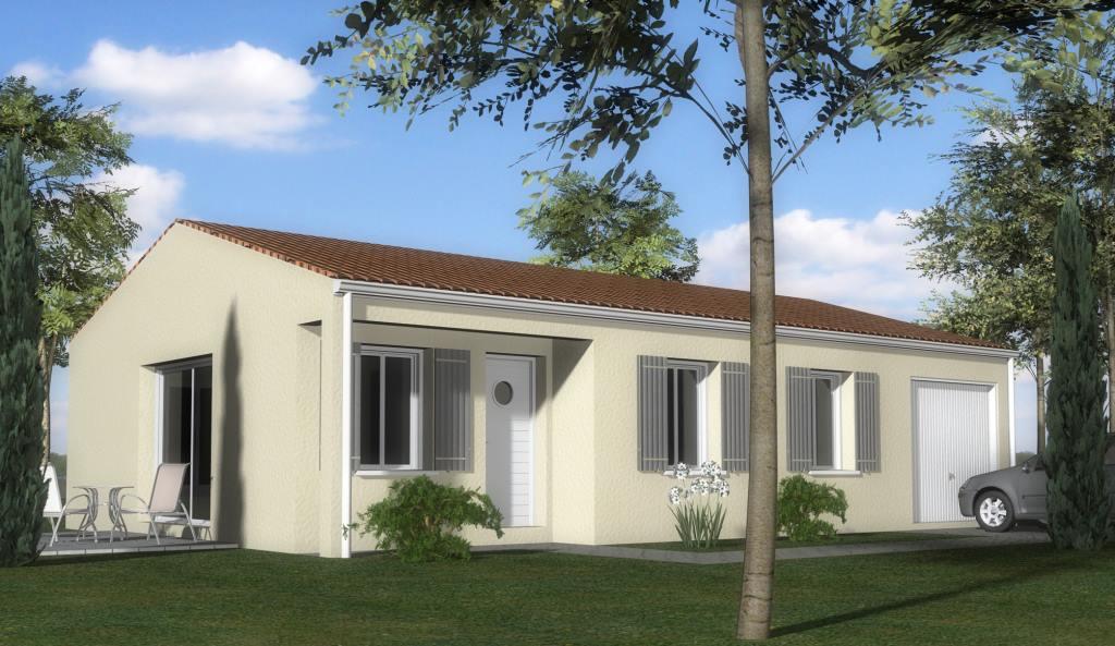 Terrain maison sablonceaux 17 for Garage opel charente maritime