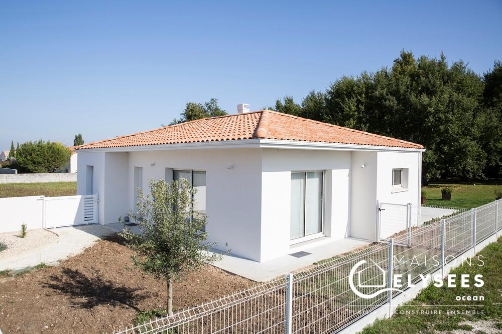 Maison confort à Saujon en Charente Maritime