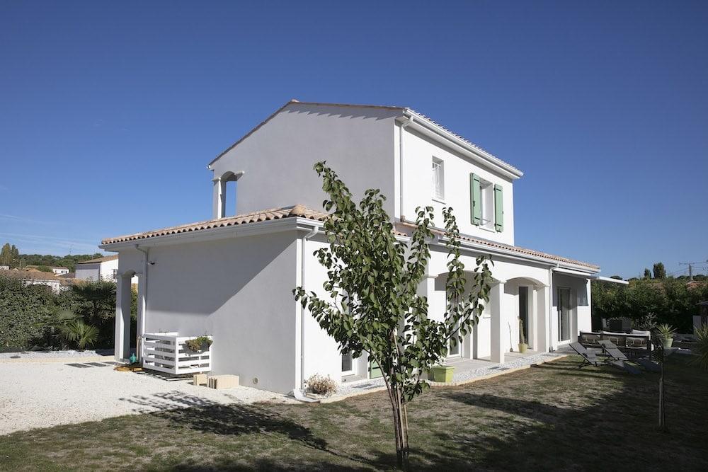 maison traditionnelle balnéaire à étage 29