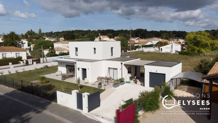 Maison contemporaine Charente maritime 17 BAR BD (22) (Copier) (1)