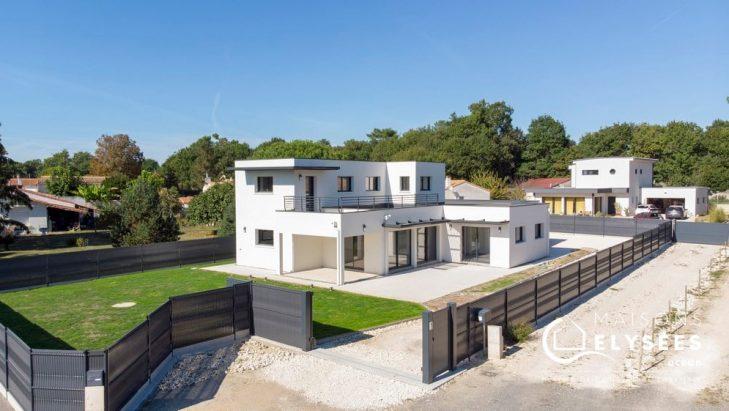 Maison contemporaine architecte royan 17 DEV BD (22) (Copier) (1)