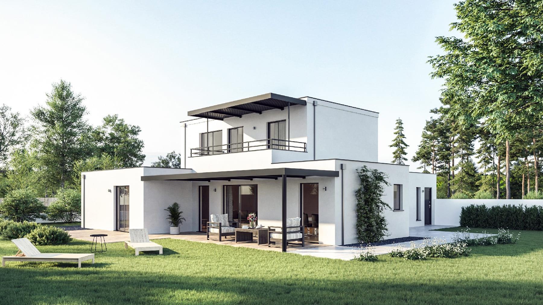 Maison contemporaine en Charente-Maritime