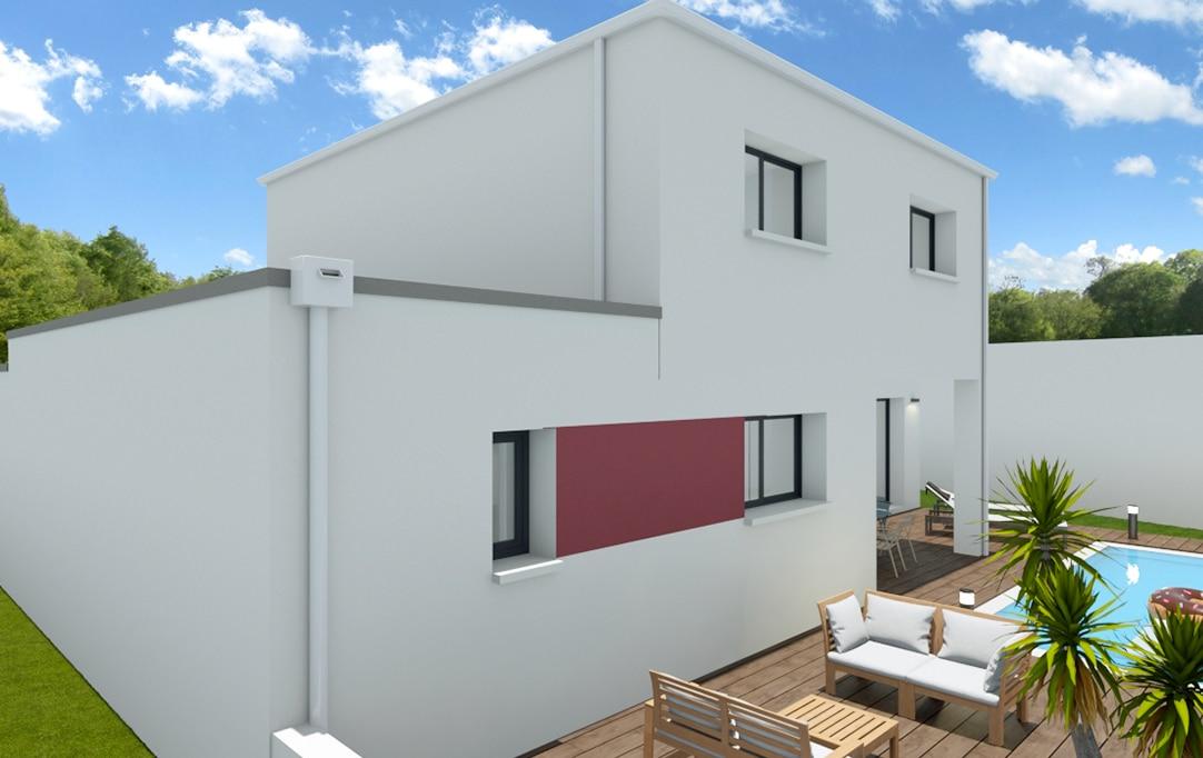 Maison sur mesure en construction vers Royan
